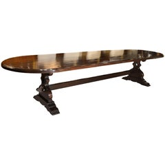 Twelve Feet Andorra Dinning Table