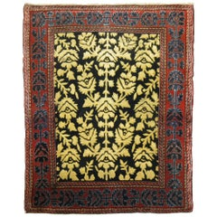 Antique Persian Souf Carpet
