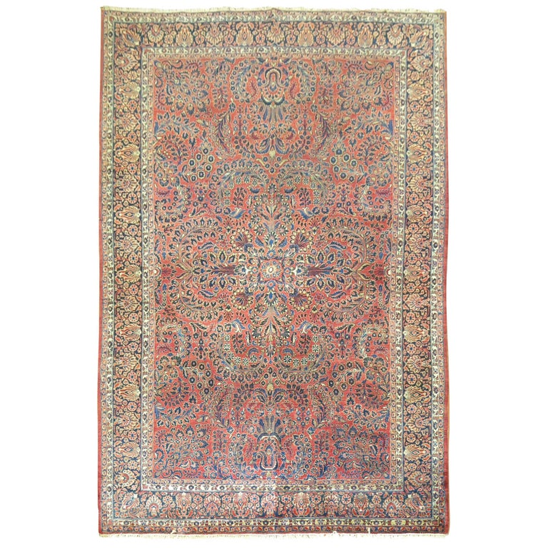 Antique Luri Rug At 1stdibs