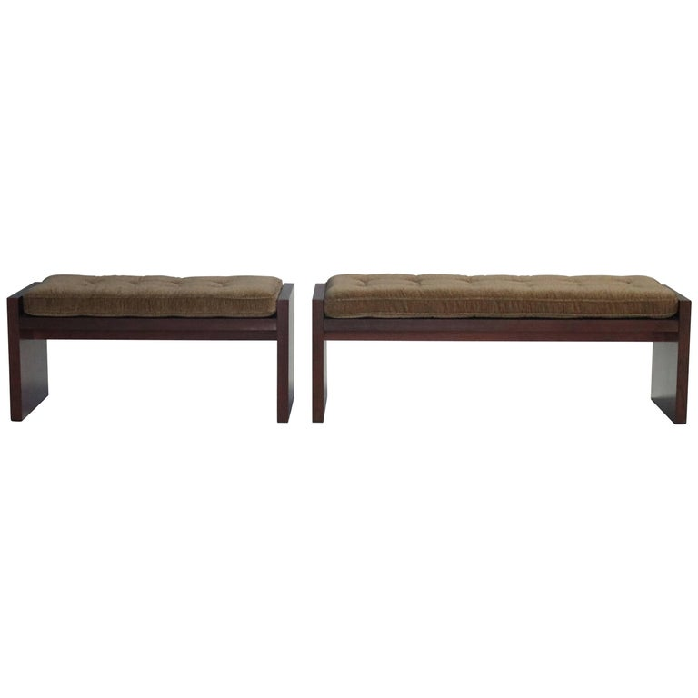 Edward Wormley for Dunbar Benches