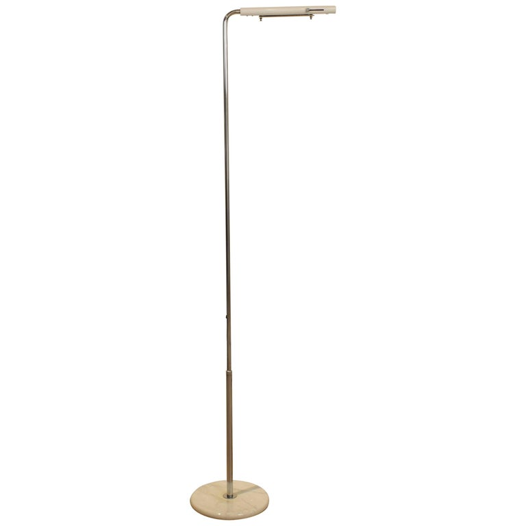 Midcentury Mezzaluna Floor Lamp by Bruno Gecchelin for Skipper, 1970