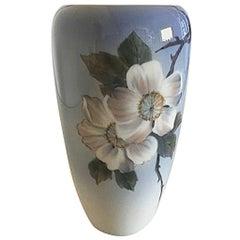 Royal Copenhagen Vase 2630/1049 with Roses