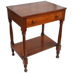 New England Cherrywood Nightstand
