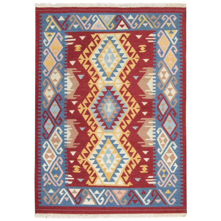 Kilim Rugs Traditional Carpet From India