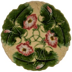 19th Century Majolica Charger
