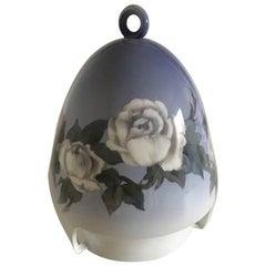 Royal Copenhagen Art Nouveau Hanging Vase #1757/1