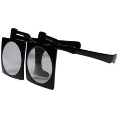 Midcentury Optometrist Magnifying Glasses, circa 1950s
