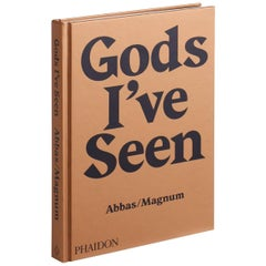 Abbas - Gods I've Seen, Travels Among Hindus Magnum Photography Book