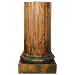 Pedestal Bar Cabinet by Aldo Tura