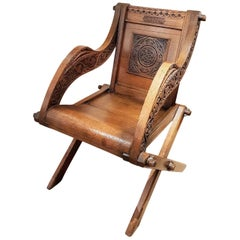 Arts & Crafts Movement Oak Glastonbury Chair