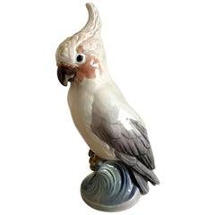 Dahl Jensen Cockatoo Figurine #1051