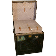 19th Century Travel Trunk by Innovation