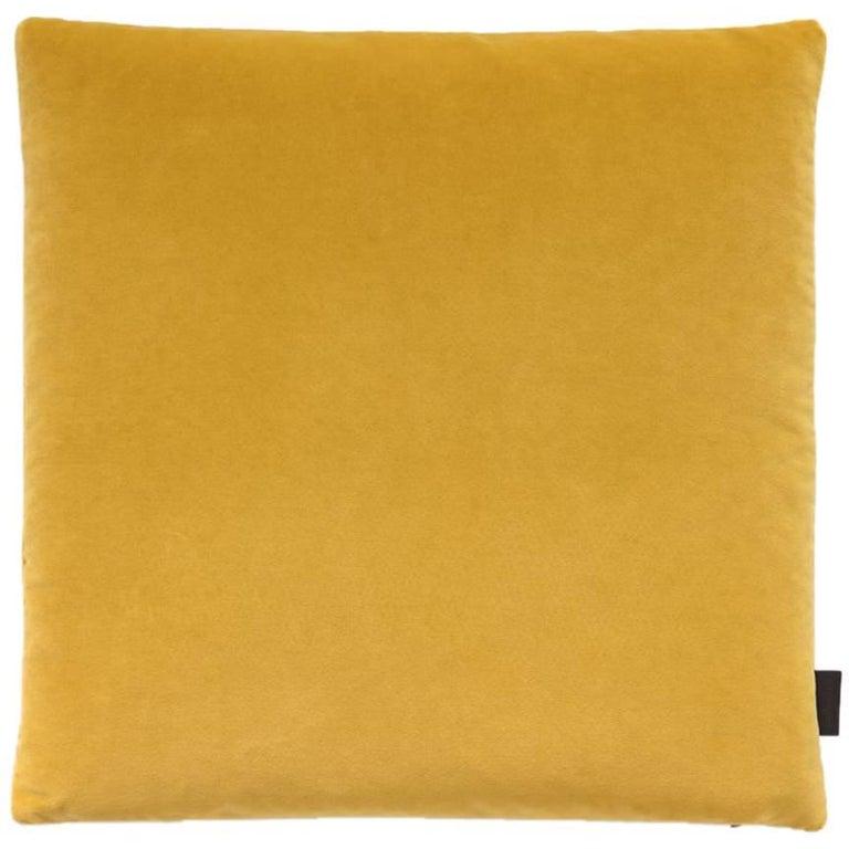 Maharam Pillow - Cotton Velvet For Sale