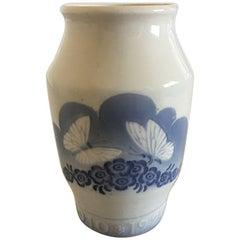 Royal Copenhagen Rundskue Vase from 1920