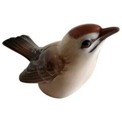Dahl Jensen Figurine Bird #1239