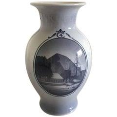 Royal Copenhagen Rundskue Vase, 1929