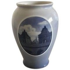 Royal Copenhagen Rundskue Vase, 1934