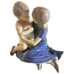 Bing & Grondahl Figurine Children Playing #1568