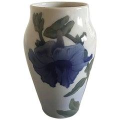 Royal Copenhagen Art Nouveau Vase #1910/2037