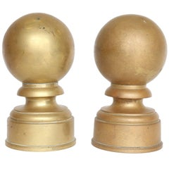 Pair of French Finials