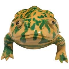 Frog Tureen, in the Style of Aptware