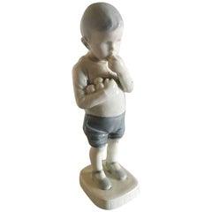 Bing & Grondahl Figurine Boy Peter #1696