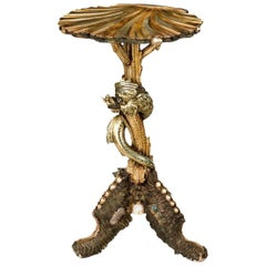 Rare Late 19th Century Venetian Fantasy Table