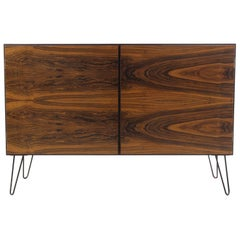1960 Omann Jun, Upcycled Palisander Sideboard