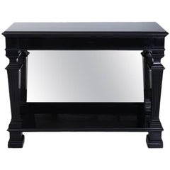 Neoclassical Console Table, Second Half of the 19th Century