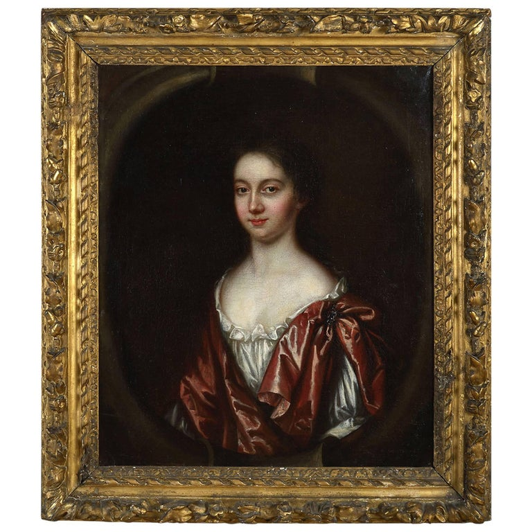 Charles Beale Portrait of a Lady