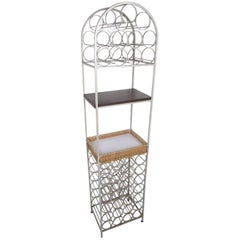 Arthur Umanoff 39 Bottle Wine Rack