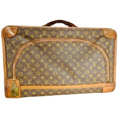 Vintage Louis Vuitton Soft Case Overnight Luggage