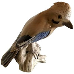 Bing & Grondahl Figurine of Jay Bird #1760