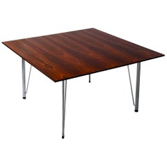 Arne Jacobsen Rosewood Dining Table