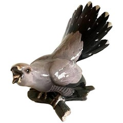 Bing & Grondahl Figurine Bird Cuckoo #1770