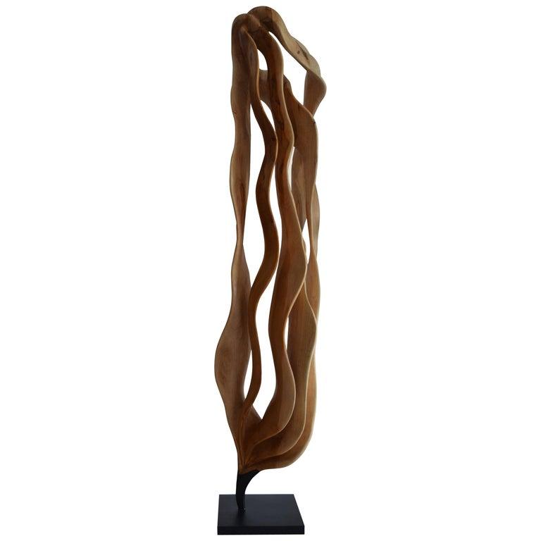 Andrianna Shamaris Ribbon Sculpture