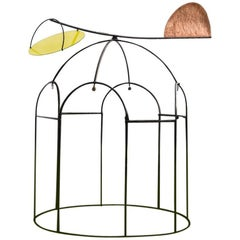 Séjour, Gazebo, Garden Piece, Mobile Sculpture, Ironwork