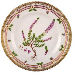 Royal Copenhagen Flora Danica Lunch Plate Number 20/3550