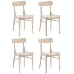 Set of Four Dalì Chairs