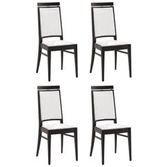 Set of Four Matisse Chairs