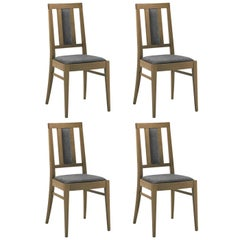 Set of Four Gaudì Chairs