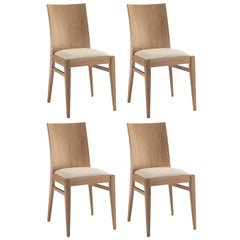 Set of Four Sisley Chairs