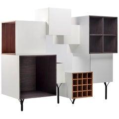 Martí Guixé Free Port Cabinet - Model B