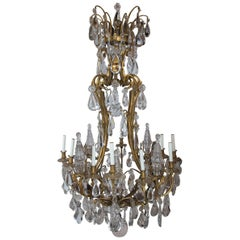 Large Unusual Caldwell, circa 1930s Chandelier