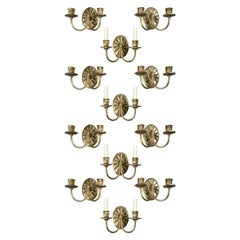 Set of 12 Caldwell Sconces, circa 1920s