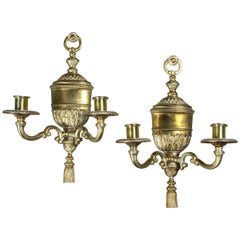 Pair of 1920 Caldwell Sconces