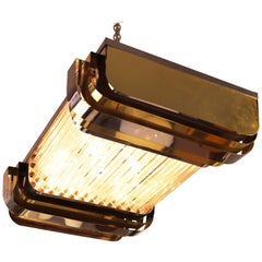 Mid-Century Modern Ceiling or Wall Light Fixture