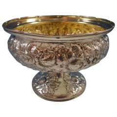 Gorham #2670 Sterling Silver Centerpiece Bowl Gorham Sterling Silver Hollowware