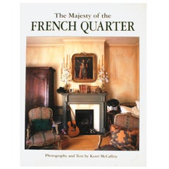 """""""The Majesty of the French Quarter"""" Book"""