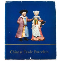 """Chinese Trade Porcelain"", First Edition by Michel Beurdeley"
